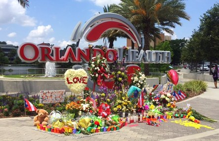 Pulse Orlando memorial
